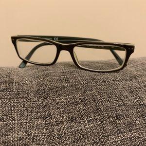 Ray Ban Glasses olive green